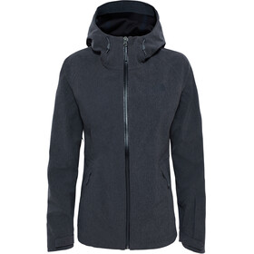 The North Face W's APEX Flex GTX Shell Jacket TNF Dark Grey Heather